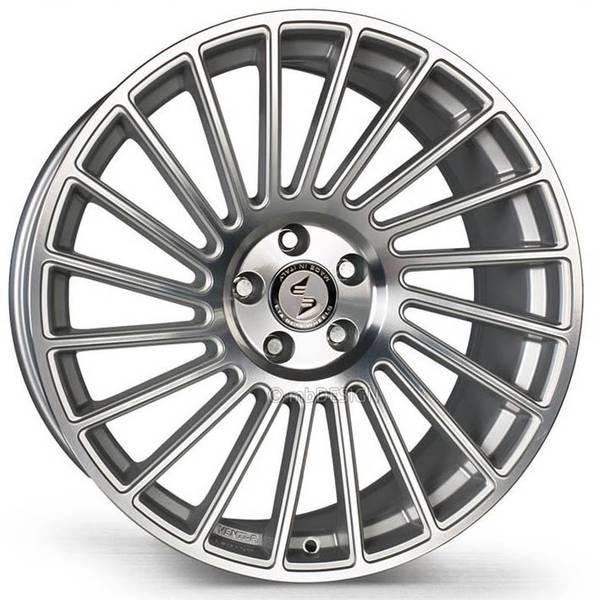 Bilde av Etabeta VENTi-R 9x20 DC 5x120 et42 5L1  65,1 (VW) Silver