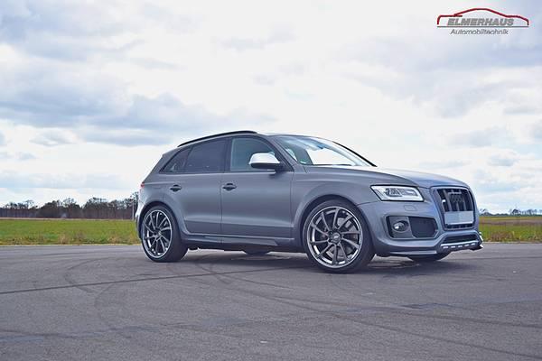 Bilde av Eibach Gewindfjærsett Audi Q5 und SQ5, (Typ 8R, 8R1) , inkl. qua
