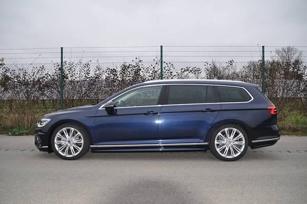 Bilde av Eibach Gewindfjærsett VW Passat B8/3G, ab Bj2014, Variant + Limo