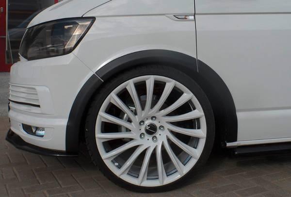 Bilde av Skjermbuer i ABS plast VW T6 2015-  To skyvedører høyre og venst