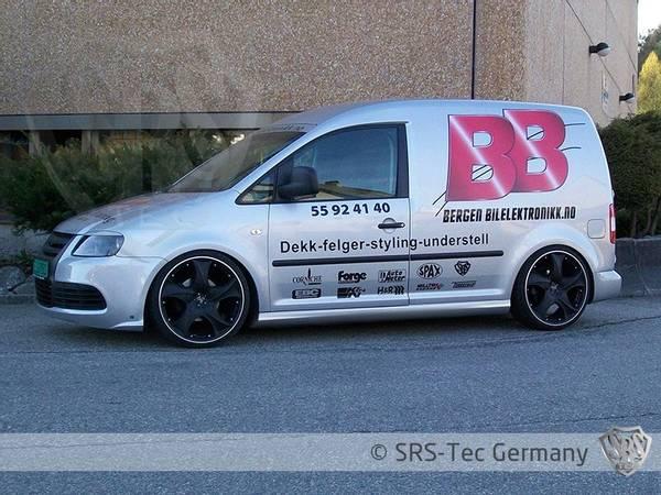 Bilde av Side skirts G5-R32 Style V2, VW Caddy