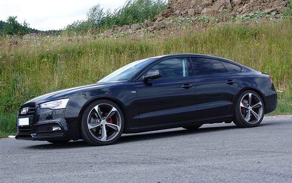 Bilde av Eibach Gewindfjærsett Audi A5 Coupe + A5 Sportback , (Typ B8,8T)