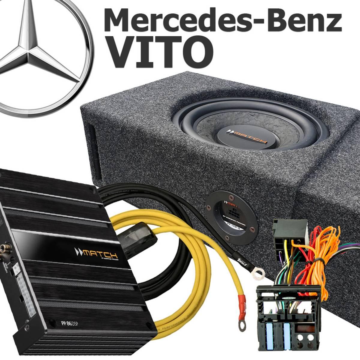 Oppgraderingspakke Mercedes Vito