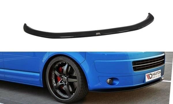 Bilde av Maxton CUP Spoiler leppe VW T5 2010- Svart ABS