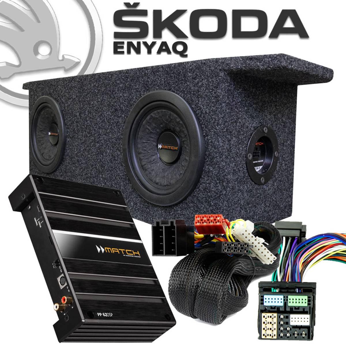 Oppgraderingspakke Skoda Enyaq