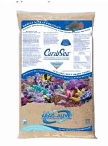 Bilde av CaribSea Arag-Alive - Fiji pink Sand 9 kg