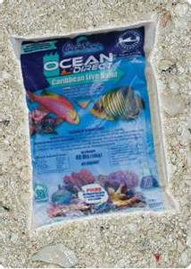 Bilde av CaribSea Arag-Alive - Ocean Direct Sand 18 kg