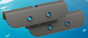 Bilde av Tunze - Care Magnet - Plastikk blad 86mm