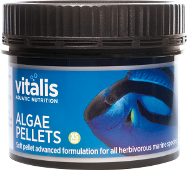 Vitalis Algae Pellets XS, 60gr.