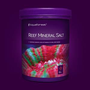 Bilde av Aquaforest Reef Mineral Salt 400g