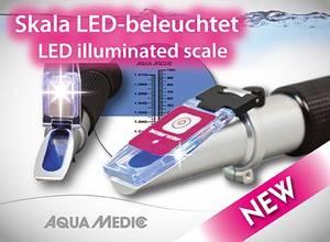 Bilde av AquaMedic - Refraktometer med LED