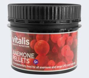 Bilde av VITALIS ANEMONE PELLETS  4mm, 50g