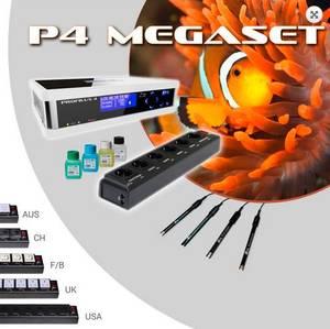Bilde av ProfiLux 4 Mega-Set, Black,