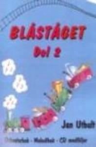 Bilde av Blåståget 2 Baryton G-nøkkel - Bok m/CD