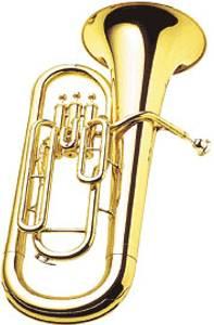 Bilde av Bb Euphonium Yamaha YEP-201