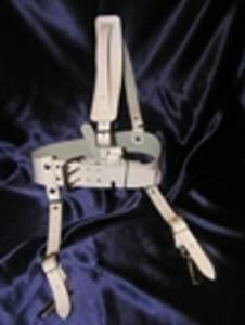Bilde av Bandolær for skarptromme, 65 cm.