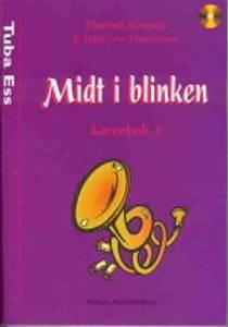 Bilde av Midt i blinken lærebok 1 m/CD Tuba Ess