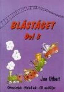 Bilde av Blåståget 3 Partitur - Bok m/CD