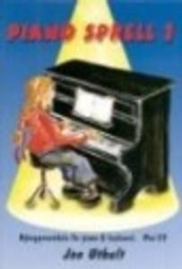 Bilde av Pianosprell bok 1 m/CD Jan Utbult
