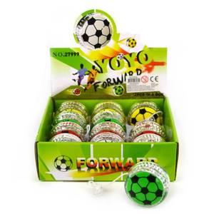 Bilde av Fotball jojo med lys