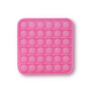 Bilde av Push Pop, firkantet glitter