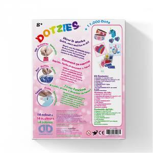 Bilde av Diamond dotz, Rosa Art Kit