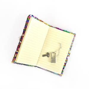 Bilde av Rainbow Paljett dagbok