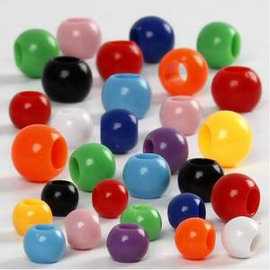 Bilde av Kongomix perler 6 -10mm