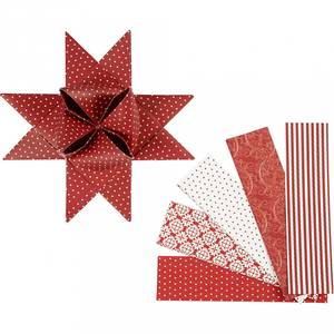 Bilde av 3D Papir stjerner med