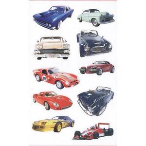 Bilde av Klistremerker, spreke biler