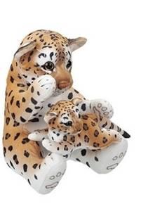 Bilde av Ville katter med baby