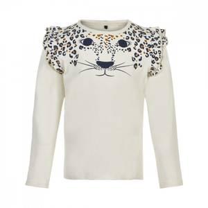 Bilde av Minymo Leopard genser,