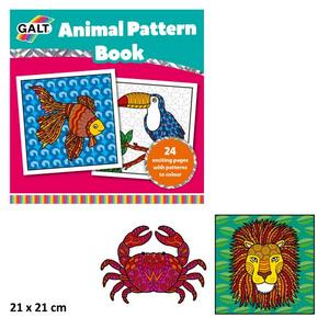 Bilde av Galt- Animal Pattern Book
