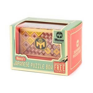 Bilde av Mensa's Japanese puzzle box
