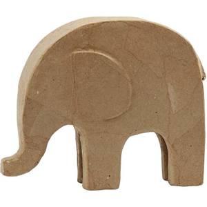Bilde av Elefant i pappmache