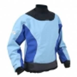Bilde av NRS Wmns Flux Dty Top Jacket Blå