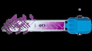 Bilde av IDT SPORTS CLASSIC LADY m/bindinger og skjermer