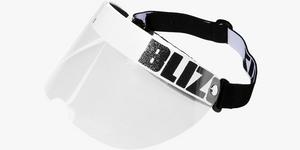 Bilde av BLIZ VISOR BLACK/CLEAR