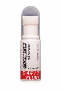 Bilde av Skigo C44/7 Fluor fluid - topping rød 30ml