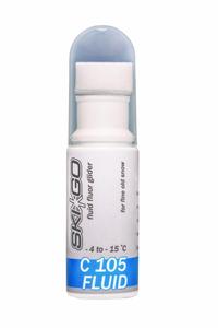 Bilde av Skigo C105 Fluor fluid - topping blå 30ml