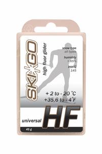 Bilde av Skigo HF Universal - Glidvalla Vit 45g