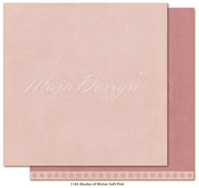 Maja - 1145 - Monochromes - Shades of Winter - Soft pink