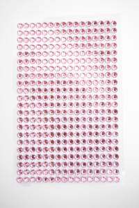 Bilde av Kort & Godt - Stickers - ST-140 - Diamant - 5mm - Rosa