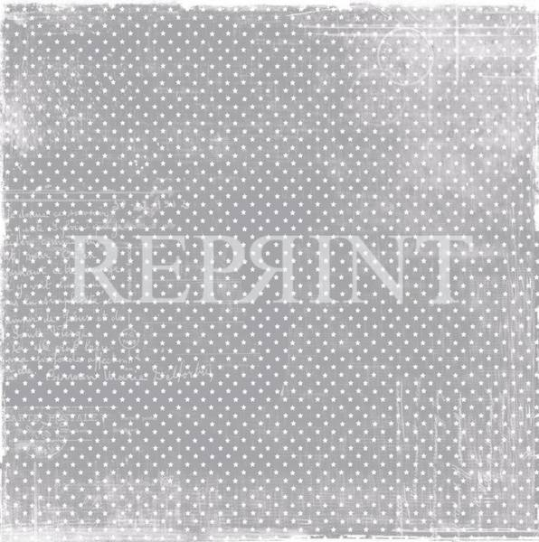 Reprint - 12x12 - Basic Collection - 018 - Vintage gray ministar