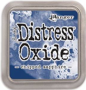 Bilde av Distress Oxide Ink Pad - 55884 - Chipped Sapphire