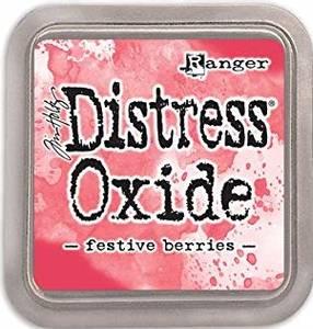 Bilde av Distress Oxide Ink Pad - 55952 - Festive Berries
