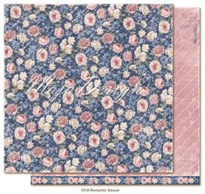 Bilde av Maja Design - 1018 - Denim & Girls - Romantic blouse