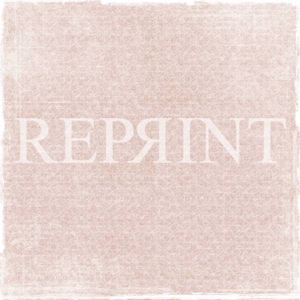 Reprint - 12x12 - RP0249 - I Do Collection - Pink roses