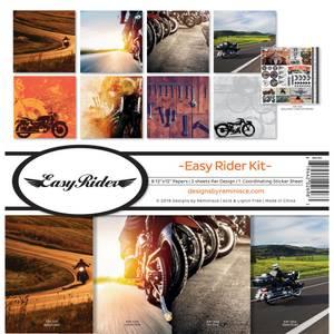 Bilde av Reminisce - 12x12 Collection Kit - ERI200 - Easy Rider