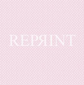 Bilde av Reprint - 12x12 - Basic Collection - 009 - Vintage pink minihear